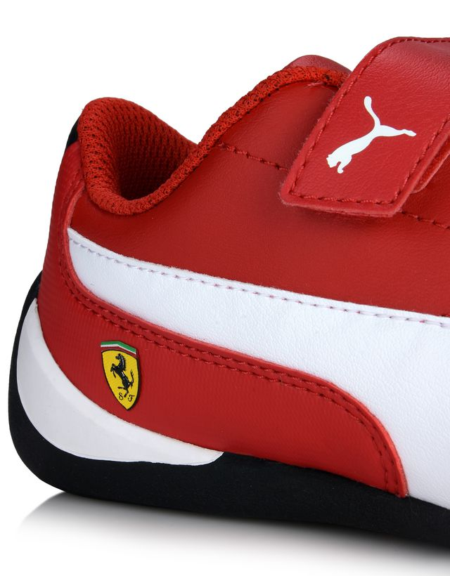 Scuderia Ferrari Online Store - 法拉利车队 Drift Cat 7 儿童运动鞋 - 功能运动鞋