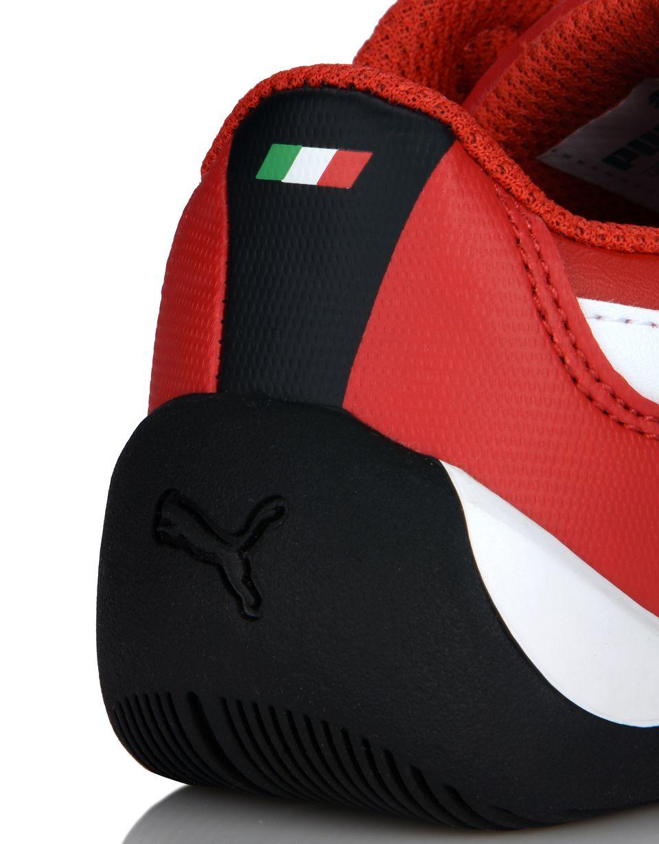Scuderia Ferrari Online Store - Zapatillas Scuderia Ferrari Drift Cat 7 para niño - Calzado deportivo