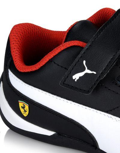 Scuderia Ferrari Online Store - Boys' Scuderia Ferrari Drift Cat 7 sneakers - Active Sport Shoes