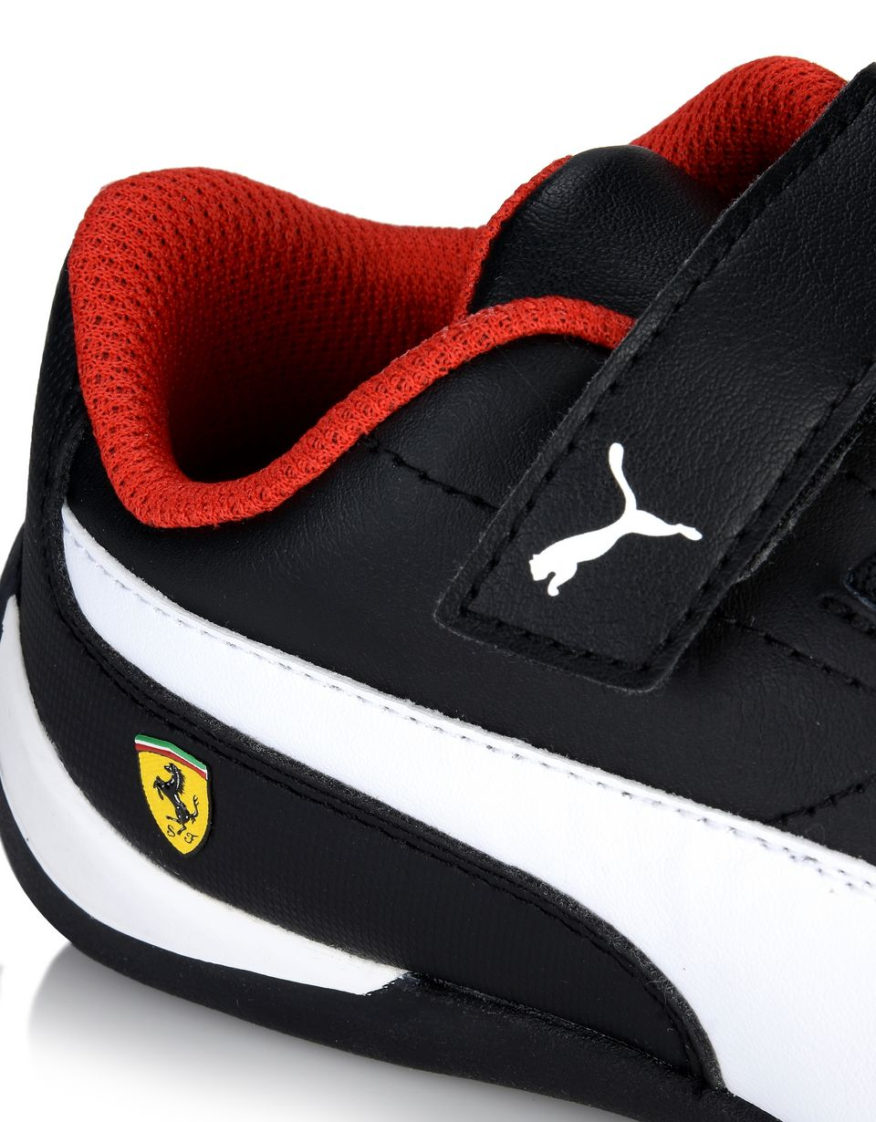 Scuderia Ferrari Online Store - Boys' Scuderia Ferrari Drift Cat 7 sneakers - Active Sport Shoes