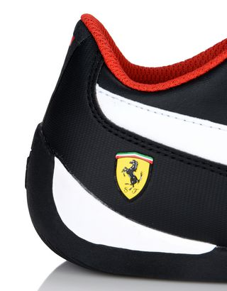 Scuderia Ferrari Online Store - Scuderia Ferrari Drift Cat 7 Sneakers for teens - Active Sport Shoes