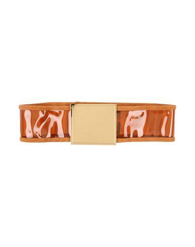 BALMAIN Damen Gürtel Lederfarben Größe 34 Leder PVC - Polyvinylchlorid