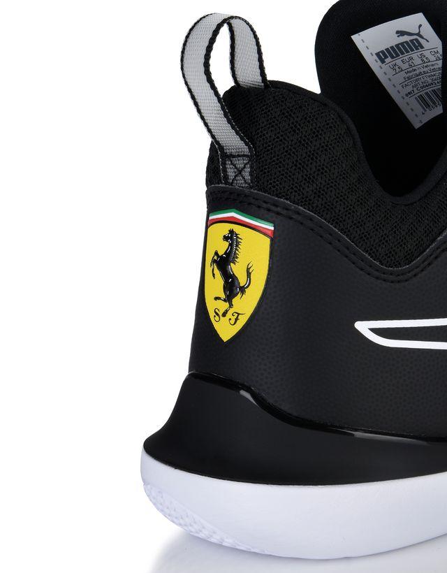 Scuderia Ferrari Online Store - Scuderia Ferrari Evo Cat Mid shoes - Sneakers