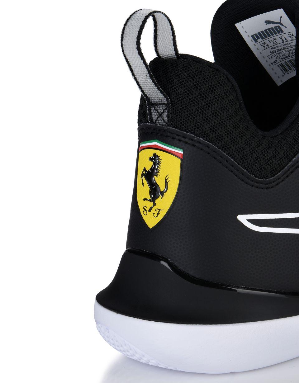 Scuderia Ferrari Online Store - Scarpe Scuderia Ferrari Evo Cat Mid - Sneakers