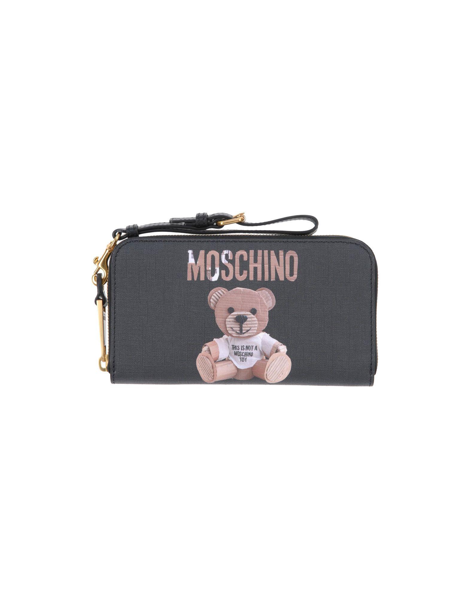 Фото - MOSCHINO Бумажник tua by braccialini бумажник