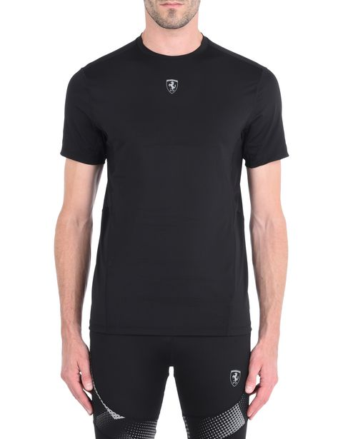 Men's T-shirt in technical fabric