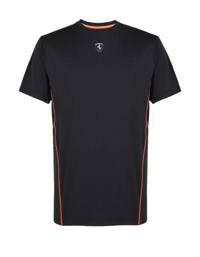 Scuderia Ferrari Online Store - Men's work out T-shirt - Short Sleeve T-Shirts