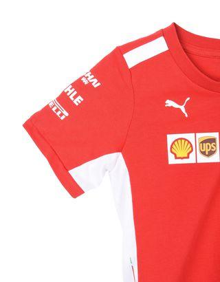 T shirt Scuderia Ferrari Replica 2018 ragazzo Ferrari Uomo
