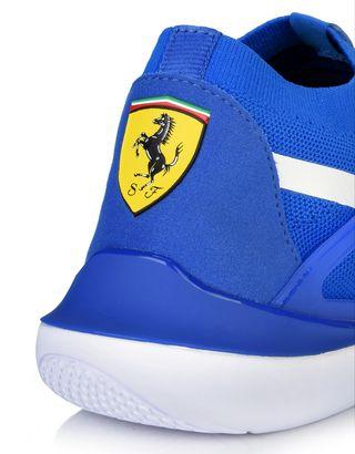 Scuderia Ferrari Online Store - Sneakers Scuderia Ferrari EVO Cat Sock Lace - Sneakers