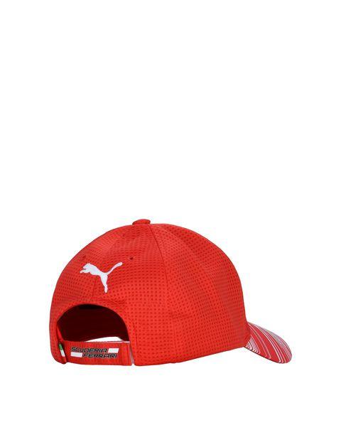 Scuderia Ferrari Online Store - Командная бейсболка Scuderia Ferrari Replica - Бейсболки