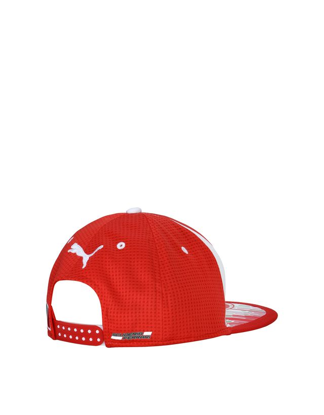 Scuderia Ferrari Online Store - Raikkonen Replica Cap for teens - Baseball Caps