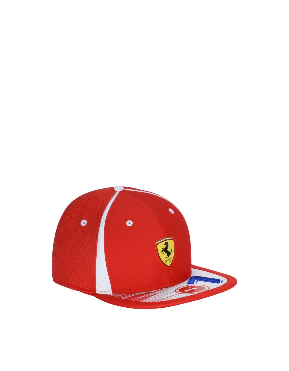 Scuderia Ferrari Online Store - Basecap Räikkönen Replica Kinder - Basecaps