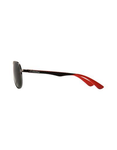 Scuderia Ferrari Online Store - Ray-Ban for Scuderia Ferrari Aviator Carbon Fibre canna di fucile 0RB8313M - Occhiali da Sole
