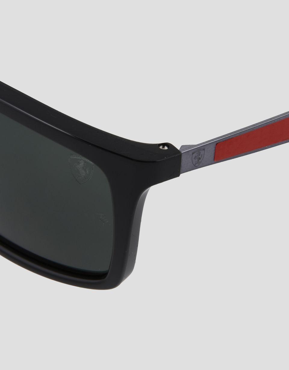 Scuderia Ferrari Online Store - Ray-Ban for Scuderia Ferrari 0RB4228M nero - Occhiali da Sole