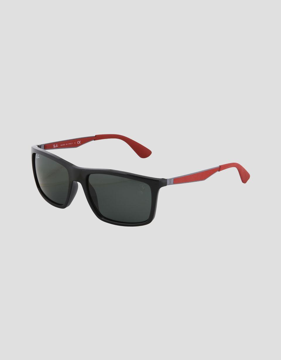 Scuderia Ferrari Online Store - Ray-Ban x Scuderia Ferrari Black 0RB4228M -