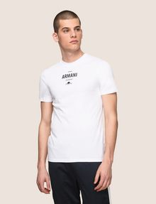 ARMANI EXCHANGE Logo-T-Shirt [*** pickupInStoreShippingNotGuaranteed_info ***] f