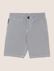 ARMANI EXCHANGE BOYS PRINTED CHINO SHORT Shorts Man f