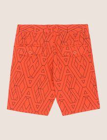 ARMANI EXCHANGE BOYS PRINTED CHINO SHORT Trouser Man r