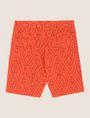 ARMANI EXCHANGE BOYS PRINTED CHINO SHORT Pant Man r