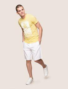 ARMANI EXCHANGE LINEN BLEND SHORT Shorts Man a