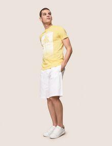 ARMANI EXCHANGE LINEN BLEND SHORT Shorts Man d