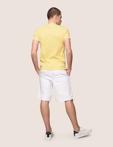 ARMANI EXCHANGE LINEN BLEND SHORT Shorts Man e