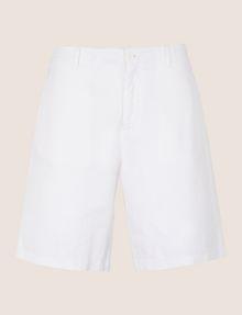 ARMANI EXCHANGE LINEN BLEND SHORT Shorts Man r