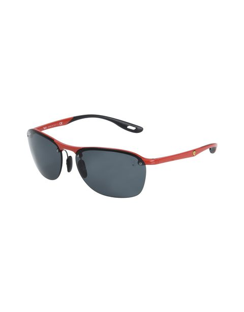lunettes de soleil ray ban pour scuderia ferrari rb4302m ferrari homme ferrari store officielle. Black Bedroom Furniture Sets. Home Design Ideas