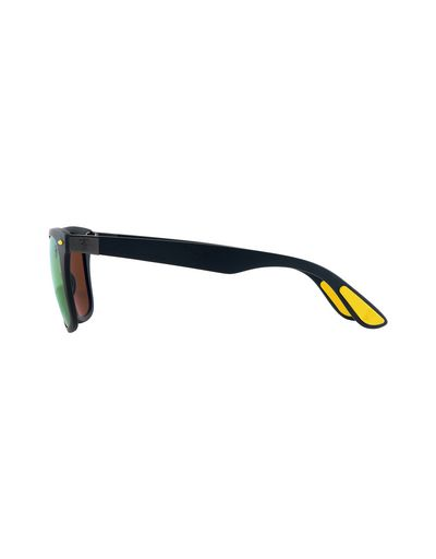 Scuderia Ferrari Online Store - Ray-Ban x Scuderia Ferrari Wayfarer Liteforce Matte Grey 0RB4195M - Sunglasses