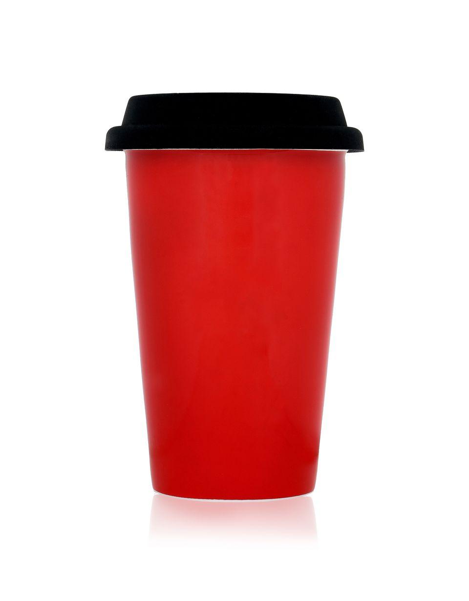 Scuderia Ferrari Online Store - Mug isotherme en porcelaine - Mugs et tasses