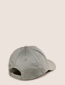 ARMANI EXCHANGE PALM PRINT LOGO HAT Hat Man r