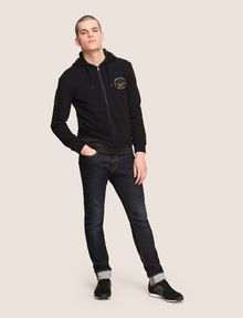 ARMANI EXCHANGE Fleece-Jacke Herren d