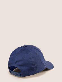 ARMANI EXCHANGE PALM PRINT LOGO HAT Hat Man r