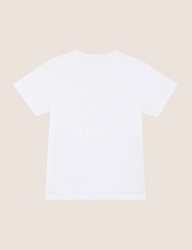 BOYS TURNTABLE SKYLINE TEE
