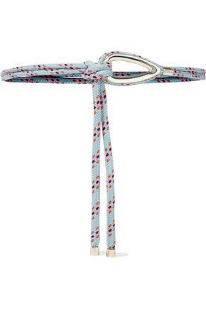 MAJE Anethi cord belt
