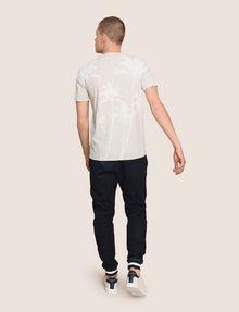 ARMANI EXCHANGE Camiseta sin logotipo Hombre e
