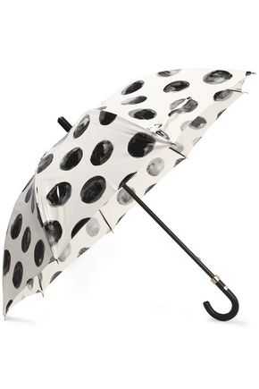 DOLCE & GABBANA Polka-dot shell umbrella