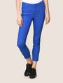ARMANI EXCHANGE COLORFUL CROPPED SUPER-SKINNY JEANS Skinny jeans Woman f