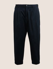 ARMANI EXCHANGE RELAXED-FIT PLEAT-FRONT PANT Classic pants Man r