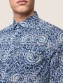 ARMANI EXCHANGE PAISLEY PRINT SHIRT Long sleeve shirt Man b