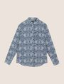 ARMANI EXCHANGE PAISLEY PRINT SHIRT Long sleeve shirt Man r