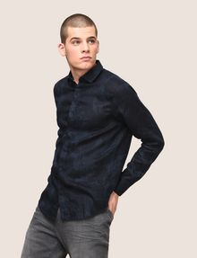 ARMANI EXCHANGE Printed Shirt Man a