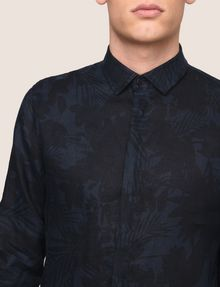 ARMANI EXCHANGE Hemd mit Print Herren b