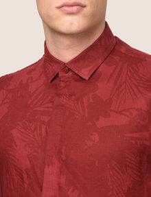 ARMANI EXCHANGE Printed Shirt Man b