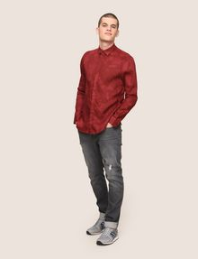 ARMANI EXCHANGE Printed Shirt Man d