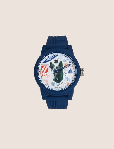 AX STREET ART SERIES LESJEANCLODE WATCH