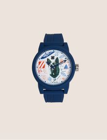 ARMANI EXCHANGE AX STREET ART SERIES LESJEANCLODE WATCH Watch Man f