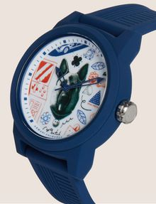 ARMANI EXCHANGE AX STREET ART SERIES LESJEANCLODE WATCH Watch Man r