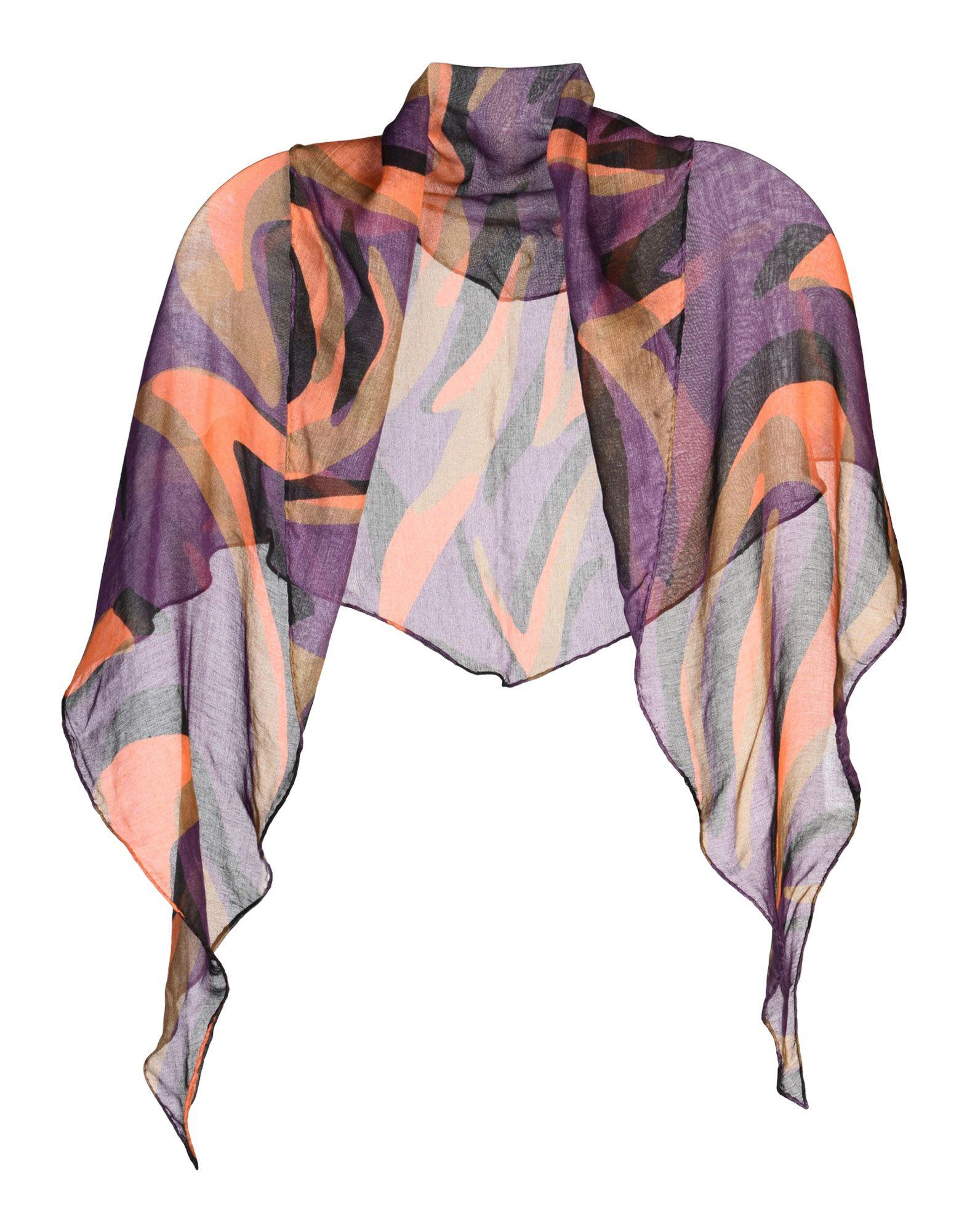 VERSACE Шаль футболка versace разноцветный