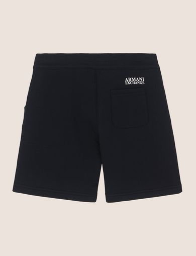 BOYS LOGO DRAWSTRING SWEATSHORTS